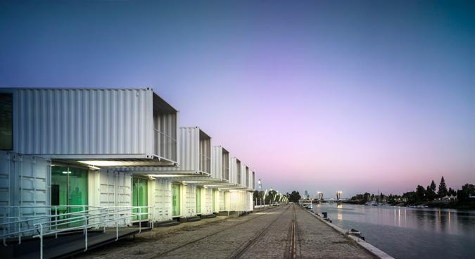 Seville Cruise Terminal Phase 1