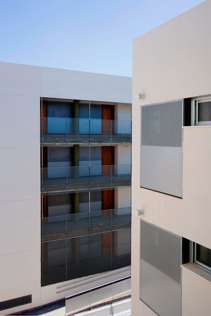Social Housing in Antequera