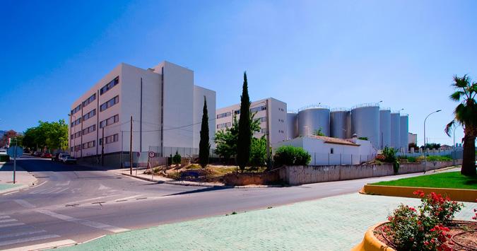 Viviendas sociales en Antequera