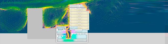 Termodinámica del Patio Mediterráneo