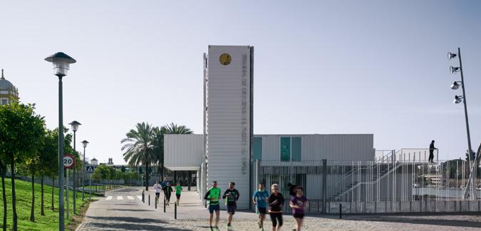 Terminal de Cruceros Puerto de Sevilla