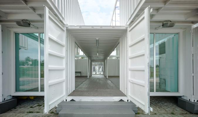 Terminal de Cruceros fase 1